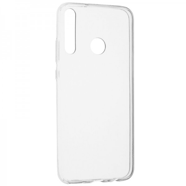 Husa Spate Silicon Ultra Slim Upzz Huawei Y6p , Transparenta imagine itelmobile.ro 2021
