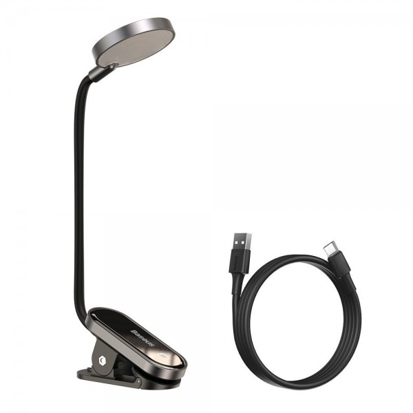 Lampa Led Baseys Mini ,cu Clip De Prindere ,conectare Usb-dgrad-0g imagine itelmobile.ro 2021