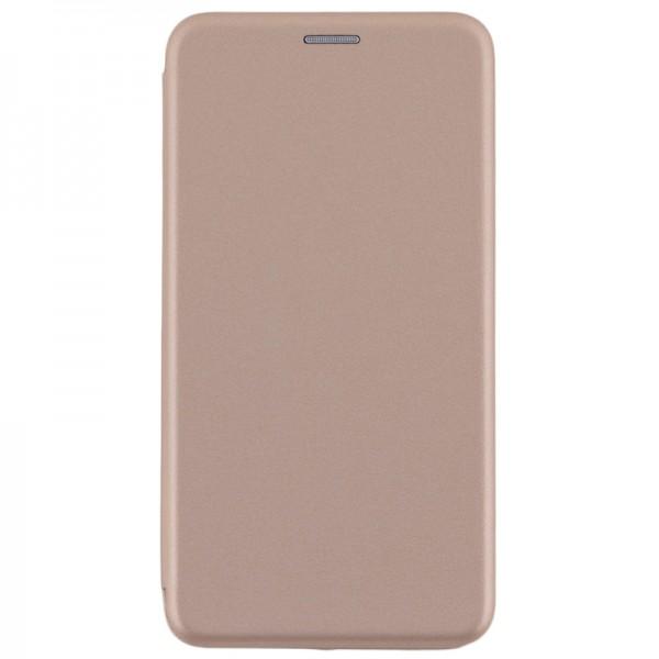 Husa Flip Carte Cu Magnet Lux Upzz Samsung Galaxy A41 ,gold imagine itelmobile.ro 2021