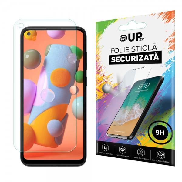 Folie Ecran Upzz Nano Glass 0,15mm 9h Samsung Galaxy A11 Transparenta Ultra Rezistenta imagine itelmobile.ro 2021