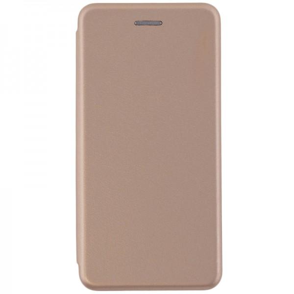 Husa Flip Carte Cu Magnet Lux Upzz Samsung S10 Lite , Gold imagine itelmobile.ro 2021