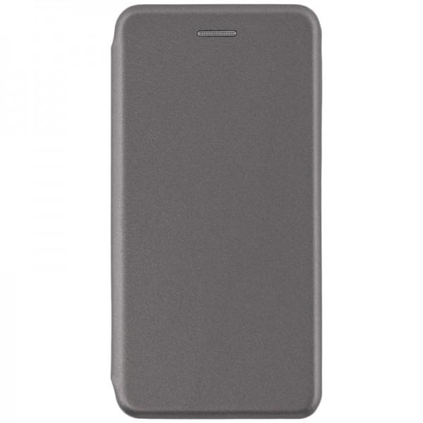 Husa Flip Carte Cu Magnet Lux Upzz Samsung S10 Lite , Gri imagine itelmobile.ro 2021