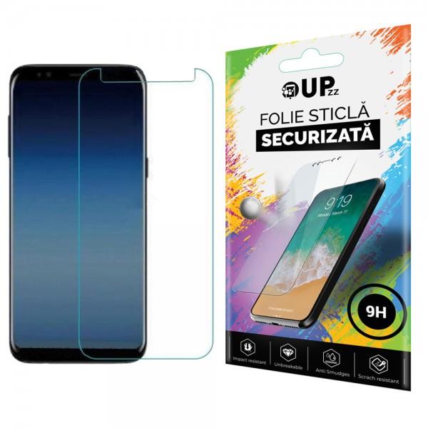 Folie Sticla Securizata 9h Upzz Samsung A7 2018 Transparenta imagine itelmobile.ro 2021