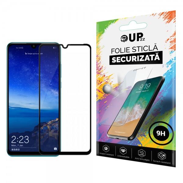 Folie Premium Full Cover Nano Flexi Glass Hybrid Upzz Pentru Huawei P30 Lite Transparenta Cu Magini Negre imagine itelmobile.ro 2021