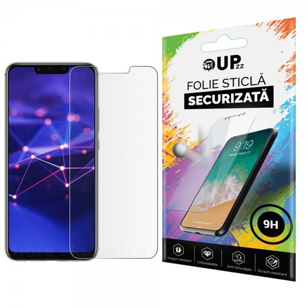 Folie Sticla Securizata 9h Upzz Huawei Mate 20 Lite Transparenta imagine itelmobile.ro 2021