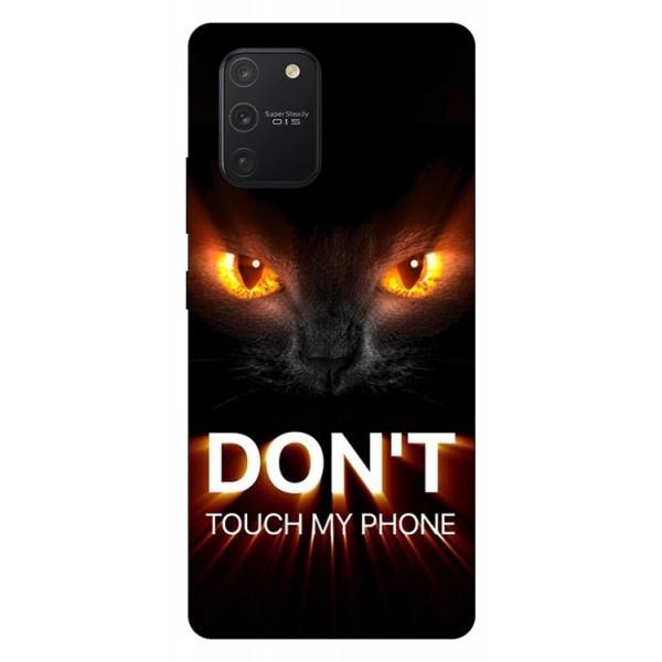 Husa Silicon Soft Upzz Print Samsung Galaxy S10 Lite Model My Phone1 imagine itelmobile.ro 2021