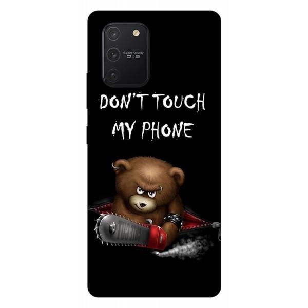 Husa Silicon Soft Upzz Print Samsung Galaxy S10 Lite Model My Phone2 imagine itelmobile.ro 2021