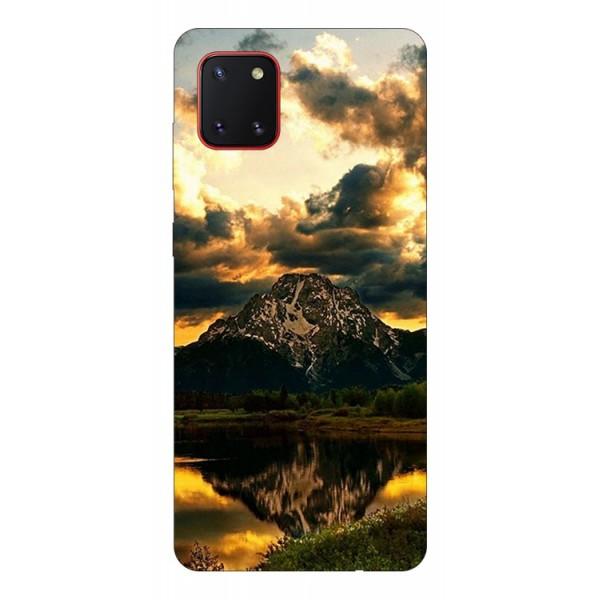 Husa Silicon Soft Upzz Print Samsung Galaxy Note 10 Lite Model Apus imagine itelmobile.ro 2021