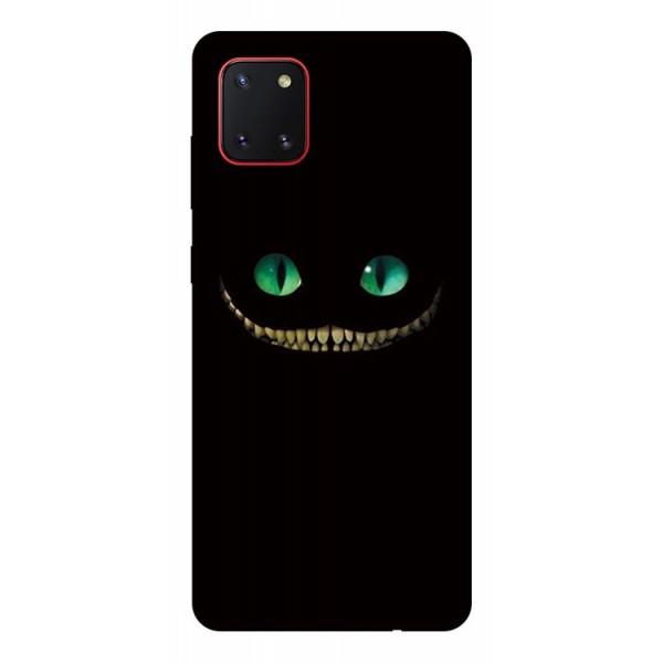 Husa Silicon Soft Upzz Print Samsung Galaxy Note 10 Lite Model Dragon imagine itelmobile.ro 2021