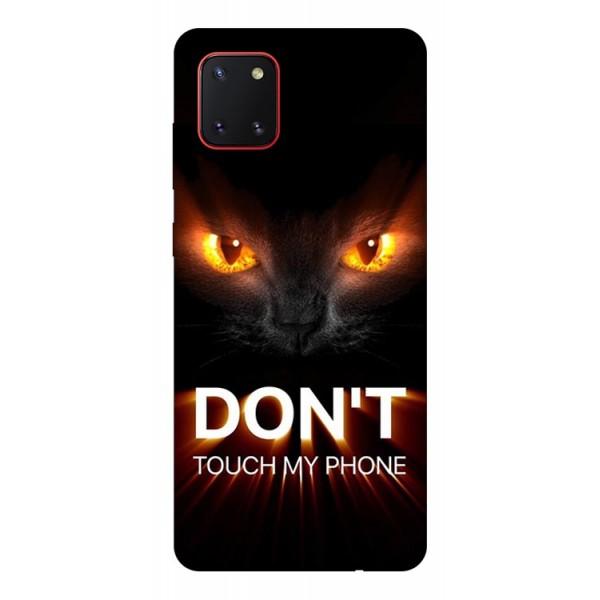 Husa Silicon Soft Upzz Print Samsung Galaxy Note 10 Lite Model My Phone 1 imagine itelmobile.ro 2021