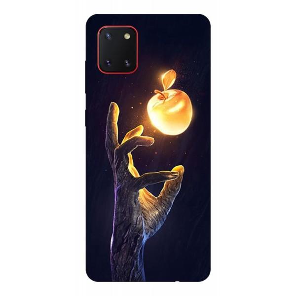 Husa Silicon Soft Upzz Print Samsung Galaxy Note 10 Lite Model Reach imagine itelmobile.ro 2021