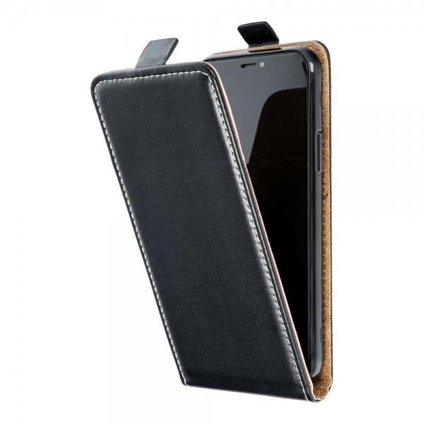 Husa Flexy Magnet Lux Upzz Samsung Galaxy A11 ,negru imagine itelmobile.ro 2021