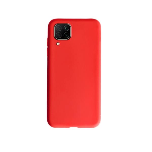 Husa Ultra Slim Upzz Pentru Huawei Y5p ,1mm Grosime ,rosu imagine itelmobile.ro 2021