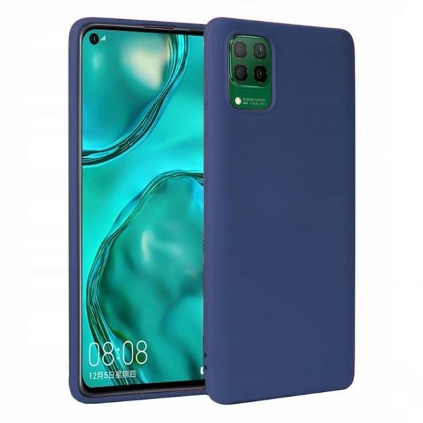 Husa Ultra Slim Upzz Pentru Huawei Y5p ,1mm Grosime ,navy imagine itelmobile.ro 2021