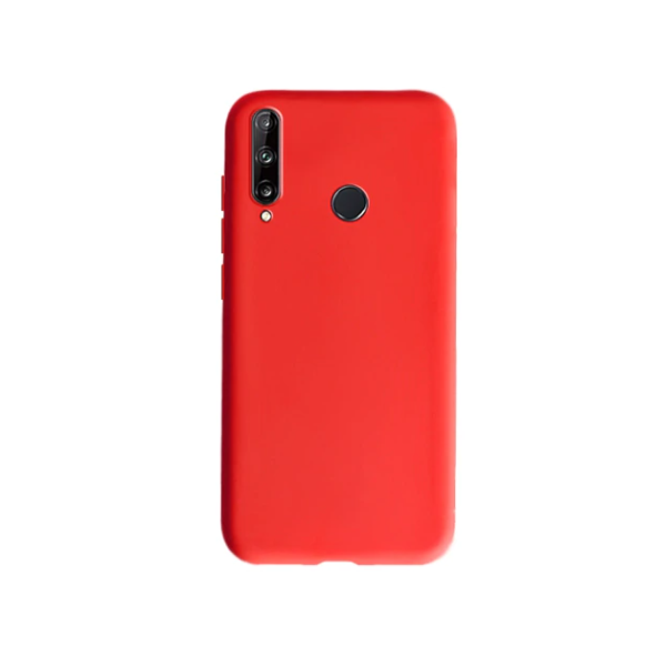 Husa Ultra Slim Upzz Pentru Huawei Y6p ,1mm Grosime ,rosu imagine itelmobile.ro 2021