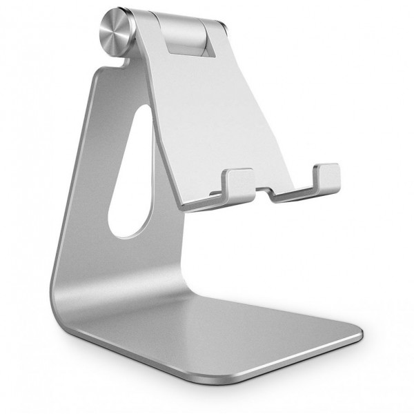 Suport Universal Premium Upzz Tech Protect Z4a Pentru Telefon ,aluminiu ,silver imagine itelmobile.ro 2021