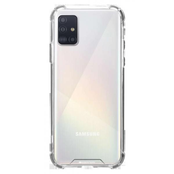 Husa Premium Spate Goospery Armor Crystal Samsung Galaxy A31 ,transparenta Cu Colturi Intarite imagine itelmobile.ro 2021