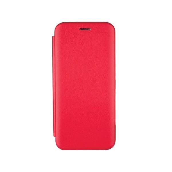 Husa Flip Carte Cu Magnet Lux Upzz Samsung Galaxy A31 ,rosu imagine itelmobile.ro 2021
