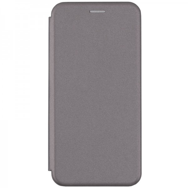 Husa Flip Carte Cu Magnet Lux Upzz Samsung Galaxy M21,silver imagine itelmobile.ro 2021