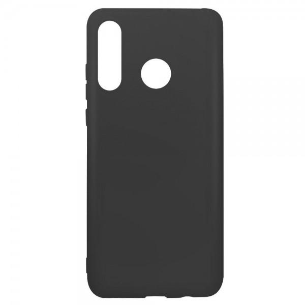 Husa Ultra Slim Upzz Candy Pentru Huawei P30 Lite ,1mm Grosime , Negru imagine itelmobile.ro 2021