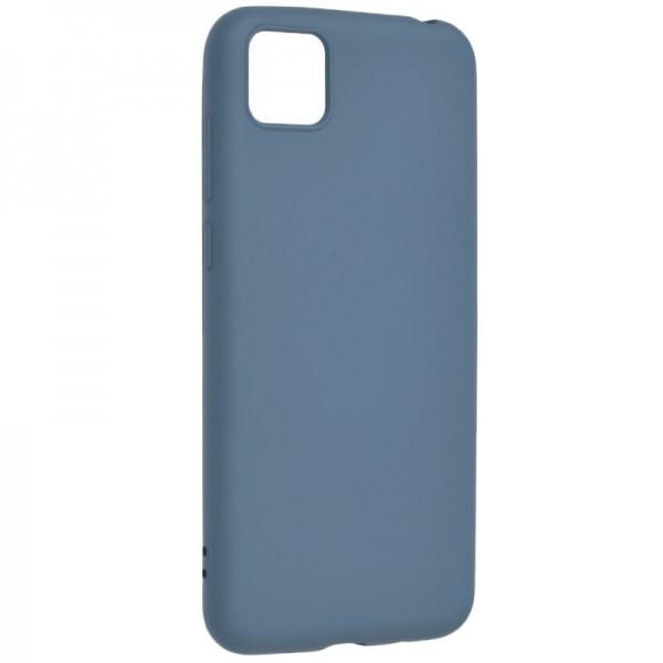 Husa Ultra Slim Upzz Candy Pentru Huawei Y5p ,1mm Grosime , Navy imagine itelmobile.ro 2021