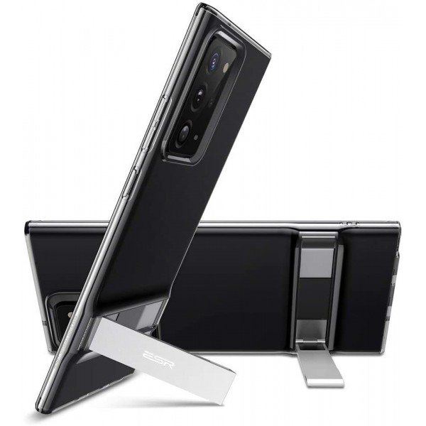 Husa Premium Ultra Slim Esr Air Shield Boost Samsung Galaxy Note 20 Ultra, Silicon Transparenta imagine itelmobile.ro 2021