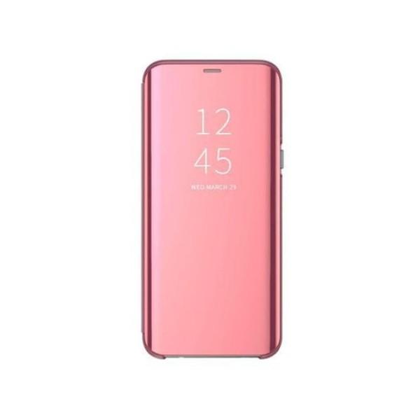 Husa Flip Cover Upzz Mirror Huawei Y5p,roz imagine itelmobile.ro 2021