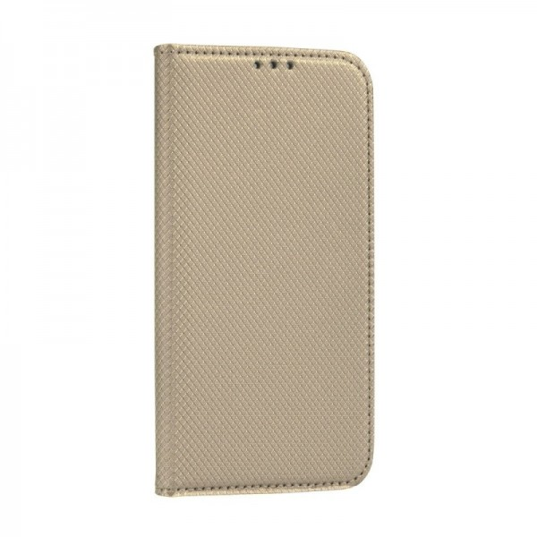 Husa Flip Cover Upzz Smart Case Pentru Huawei P40 Lite E Gold imagine itelmobile.ro 2021