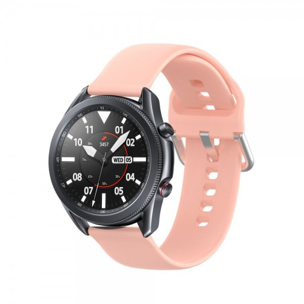 Curea Ceas Upzz Tech Iconband Compatibila Cu Samsung Galaxy Watch 3, 41mm ,roz imagine itelmobile.ro 2021