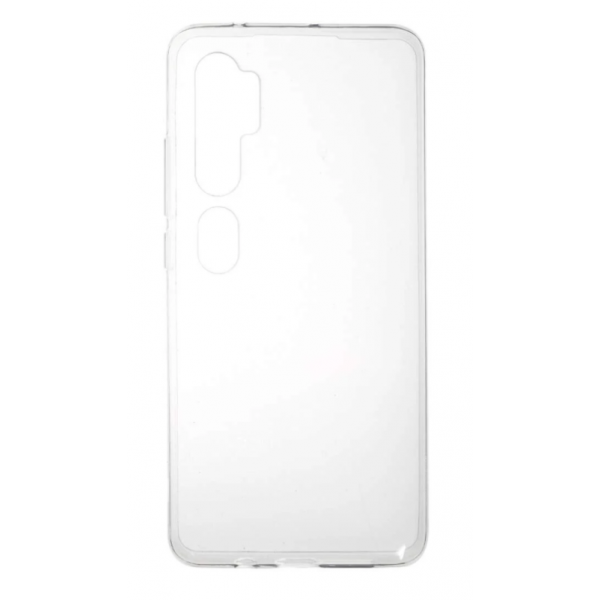 Husa Spate Silicon Ultra Slim Upzz Compatibila Cu Xiaomi Mi Note 10 Lite , Transparenta imagine itelmobile.ro 2021