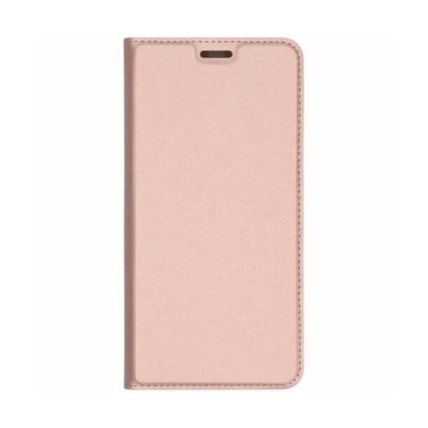Husa Flip Cover Premium Duxducis Skinpro Huawei Y6p Roz imagine itelmobile.ro 2021