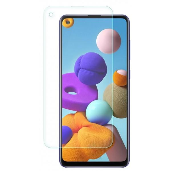 Folie Premium Upzz Nano Flexi Glass Samsung Galaxy A21s ,transparenta imagine itelmobile.ro 2021