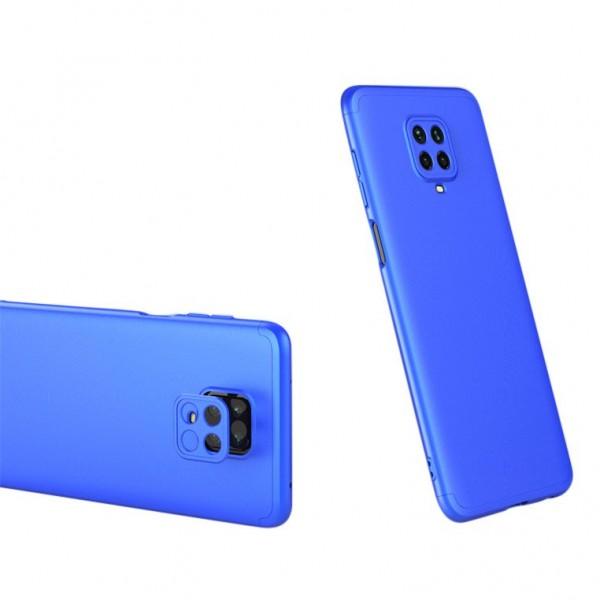 Husa Upzz Protection Xiaomi Redmi Note 9 Pro,albastru imagine itelmobile.ro 2021
