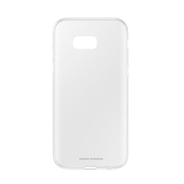 Husa Protectie Spate Samsung Clear Cover Samsung Galaxy A5 2017 Ef-qa520ttegww imagine itelmobile.ro 2021