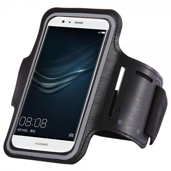 Husa Alergare Upzz Armband Pentru Telefoane Pana La 6 Inchi ,negru imagine itelmobile.ro 2021
