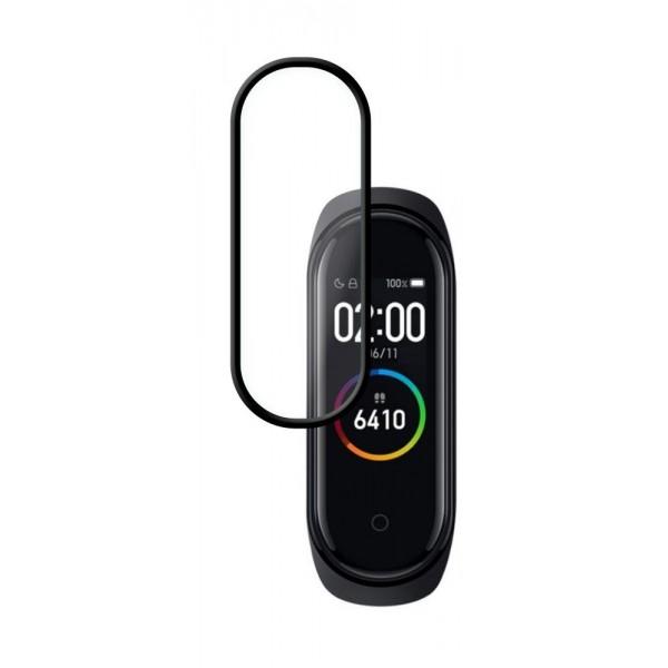 Folie Sticla Full Glue Wozinsky Compatibila Cu Xiaomi Mi Band 3 / Mi Band 4 ,transparenta Cu Margine Neagra Case Friendly imagine itelmobile.ro 2021