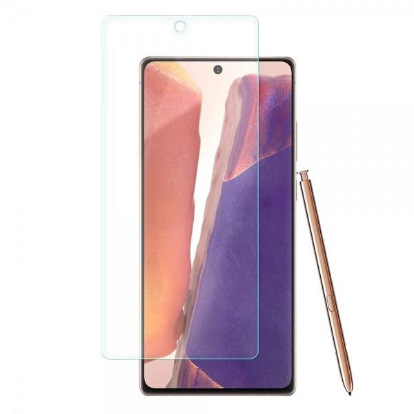 Folie Premium Upzz Nano Flexi Glass Samsung Galaxy Note 20 ,transparenta imagine itelmobile.ro 2021