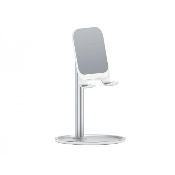 Suport 360 Grade Usams Pentru Telefon/ Tableta, Aluminiu, Us-zj048, Silver imagine itelmobile.ro 2021