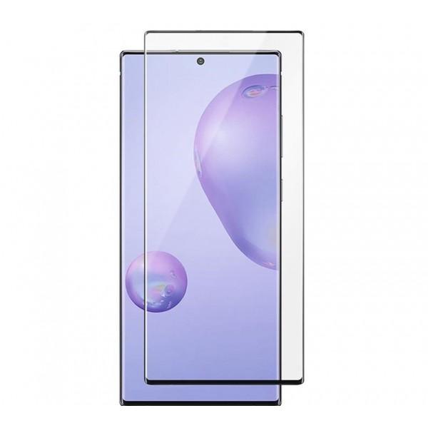 Folie Full Glue Upzz Glass Pentru Samsung Galaxy Note 20 Ultra ,transparenta Cu Margini Negre Full Cover ,case Friendly imagine itelmobile.ro 2021