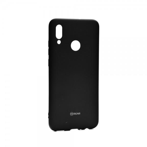 Husa Spate Silicon Roar Jelly Compatibila Cu Huawei P Smart 2019 ,negru imagine itelmobile.ro 2021