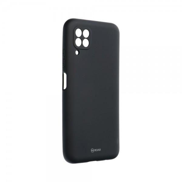 Husa Spate Silicon Roar Jelly Compatibila Cu Huawei P40 Lite ,negru imagine itelmobile.ro 2021