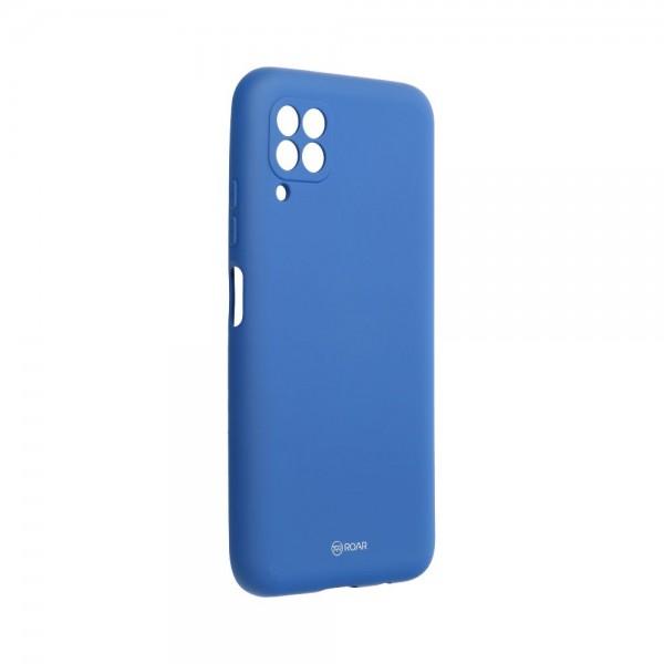 Husa Spate Silicon Roar Jelly Compatibila Cu Huawei P40 Lite ,albastru Navy imagine itelmobile.ro 2021