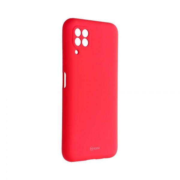 Husa Spate Silicon Roar Jelly Compatibila Cu Huawei P40 Lite ,hot Roz imagine itelmobile.ro 2021
