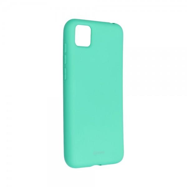Husa Spate Silicon Roar Jelly Compatibila Cu Huawei Y5p ,verde Mint imagine itelmobile.ro 2021