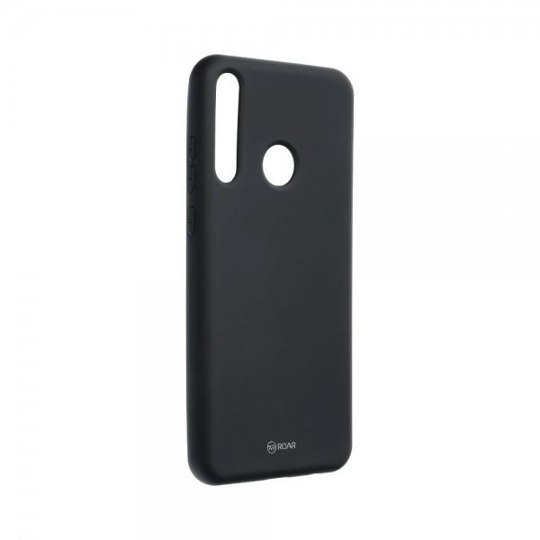 Husa Spate Silicon Roar Jelly Compatibila Cu Huawei Y6p ,negru imagine itelmobile.ro 2021
