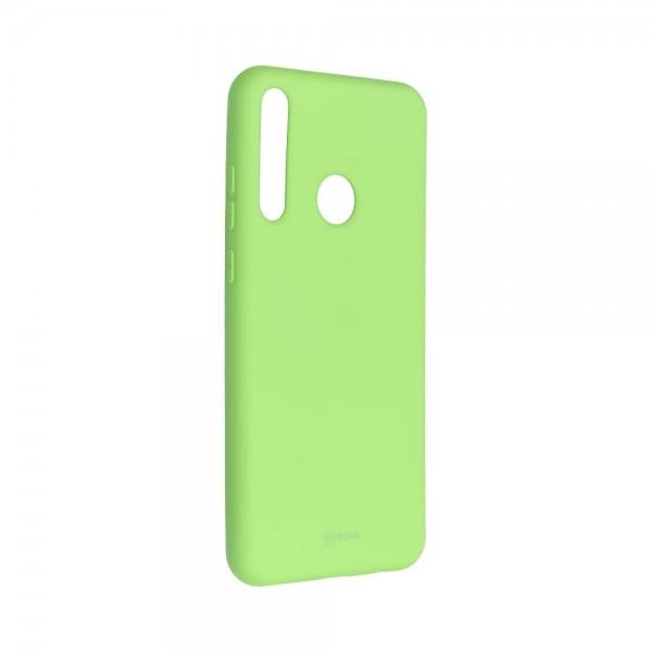 Husa Spate Silicon Roar Jelly Compatibila Cu Huawei Y6p ,verde Lime imagine itelmobile.ro 2021
