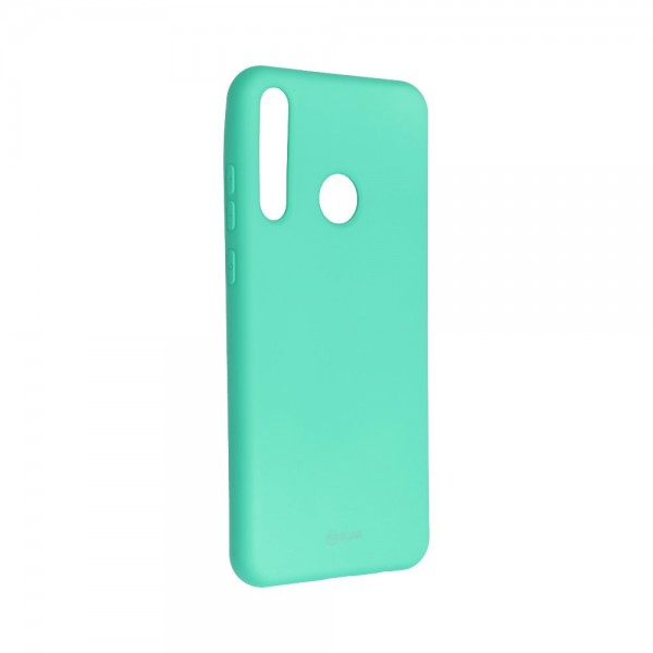 Husa Spate Silicon Roar Jelly Compatibila Cu Huawei Y6p ,verde Mint imagine itelmobile.ro 2021