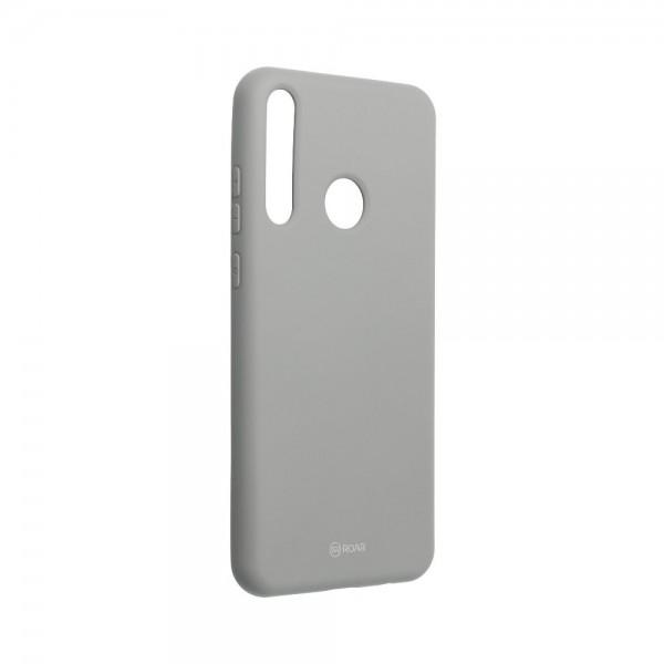 Husa Spate Silicon Roar Jelly Compatibila Cu Huawei Y6p Gri imagine itelmobile.ro 2021