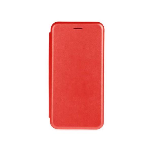 Husa Flip Carte Cu Magnet Lux Upzz Huawei P Smart Z , Rosu imagine itelmobile.ro 2021