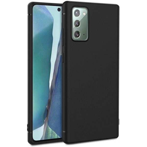 Husa Spate Upzz Ultra Slim Pro Samsung Galaxy A51 Negru Super Slim imagine itelmobile.ro 2021